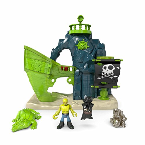 Fisher Price Imaginext Ghost Pirate Island product image