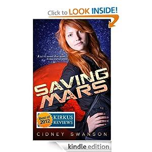 Saving Mars (Saving Mars Series-1) Cidney Swanson