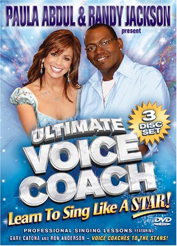 Ultimate Voice Coach - Learn To Sing Like A Star! by Alpha Video