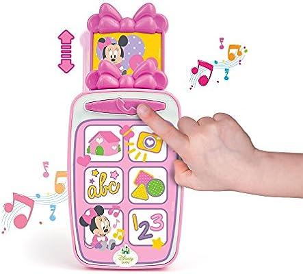 Disney Baby Minnie Smartphone: Amazon.es: Electrónica