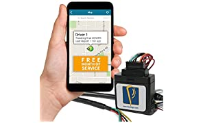 AwareGPS AWAAS1P1 Wired 3G GPS Trackers & System Tracking Device for Car with FREE Month of Cellular Service