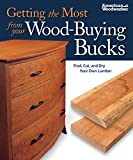 Getting the Most from your Wood-Buying Bucks (Best of AW): Find, Cut, and Dry Your Own Lumber (American Woodworker) (Best of American Woodworker Magazine) by Tom Caspar