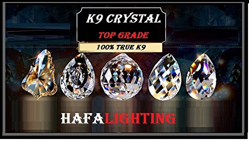 Generic Luxury Pendant Lamp Crystals Chandelier 18 Lights Arms Lamp Color Clear by non-brand (Image #8)