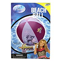 Beach Ball Hannah Montana Lavender and Violet Colored Kids