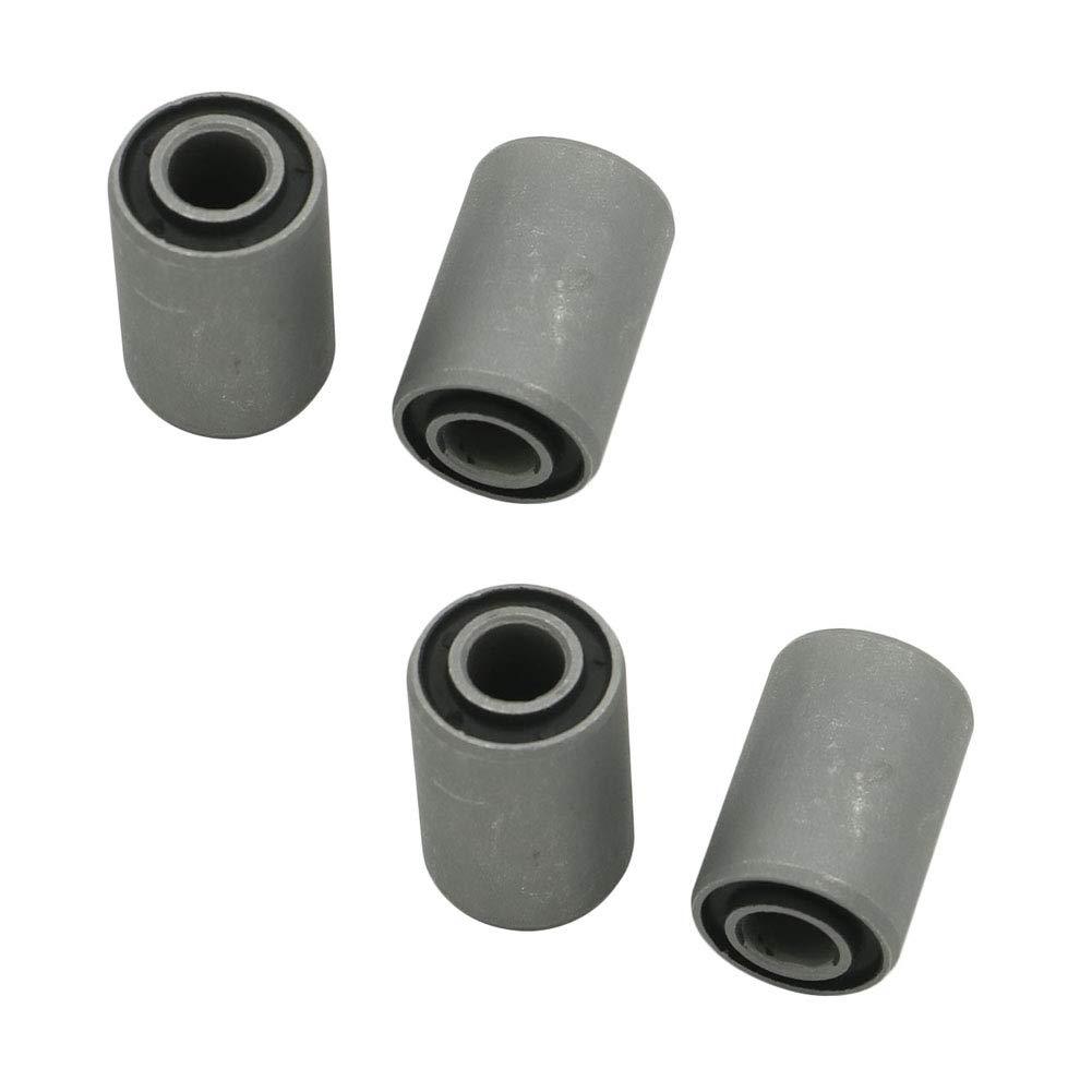 4PCS For Honda C70 CA105A CA200 CM91 CT110 CT200 CT90 S90 SL70 ST90 XL100S XL70 XL75 XL80S XR100 XR75 XR80 Swing arm Suspension Bushings,52181-001-300