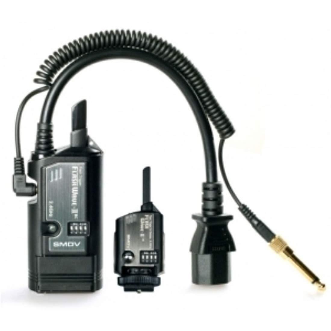 SMDV FlashWave III デジタルラジオ スレーブワイヤレスリモートトリガーシャッターレリーズ   B07NZ33XPR