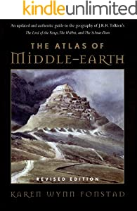 The Atlas of Middle-earth (English Edition)