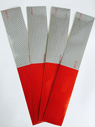 cj-signmarkr2x12-dot-c2-reflective-conspicuity-tape-safety4-strips6red-6-white