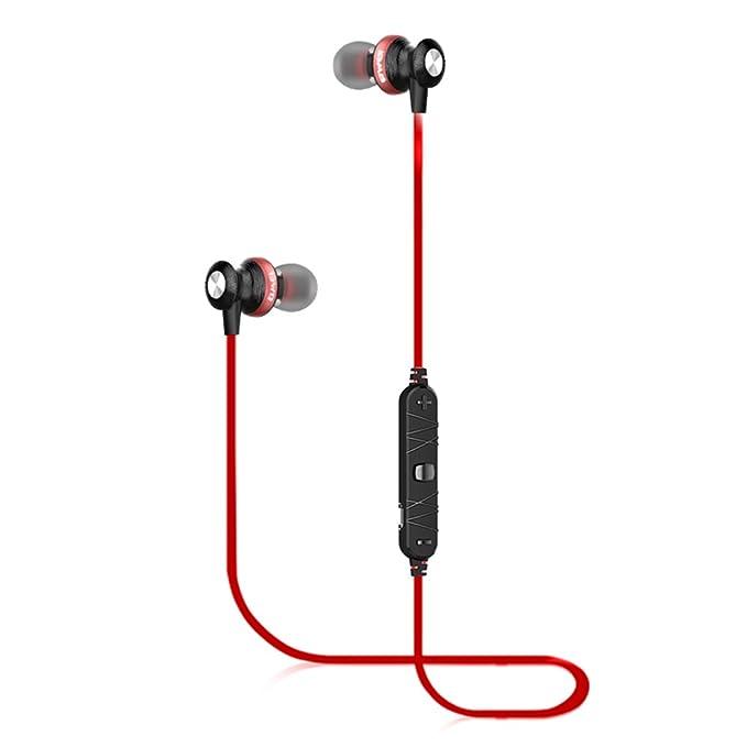 Auriculares inalámbricos con bluetooth V4 y sonido en HD, de Awei Auriculares esté