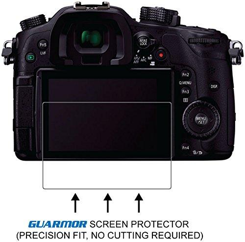 Premium 9H HD Tempered Glass LCD Screen Protector Guard for Panasonic Lumix G DMC‑GH4