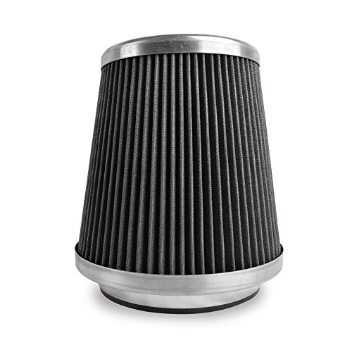 Organic Air Intake Hepa Filters (GrowBright 6-Inch FreshFlow HEPA Filter + Activated Carbon)
