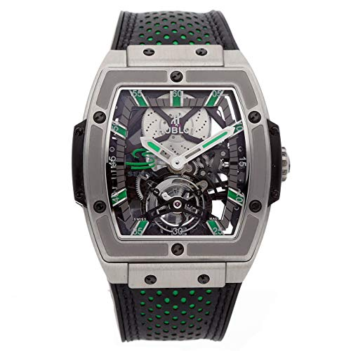 Hublot Masterpiece Mechanical (Hand-Winding) Skeletonized Dial Mens Watch 906.NX.0129.VR.AES13 (Certified Pre-Owned)