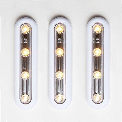 under cabinet lighting warm - 6