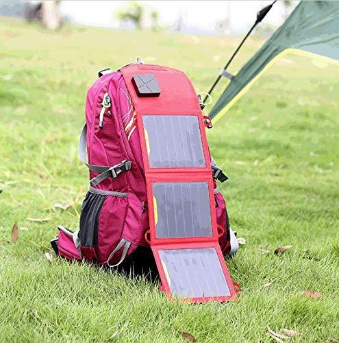 Fuchsia Molly Portable Solar Power Bank by Fuchsia Molly (Image #2)