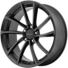 "KMC Wheels KM691 Spin Satin Black Wheel (20x9""/5x120mm, +38mm offset)"