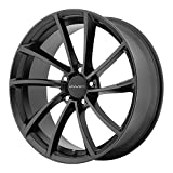 x5 19 wheels bmw - KMC Wheels KM691 Spin Satin Black Wheel (20x9