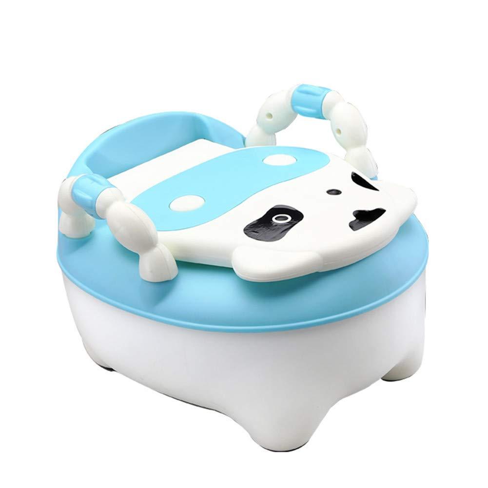Orinal Infantil Sunzit Aseo Asiento Reductor WC Orinales para Ni/ños Port/átil Bebitos Viaje Orinal Entrenador Silla con Salpicaduras Almohadilla