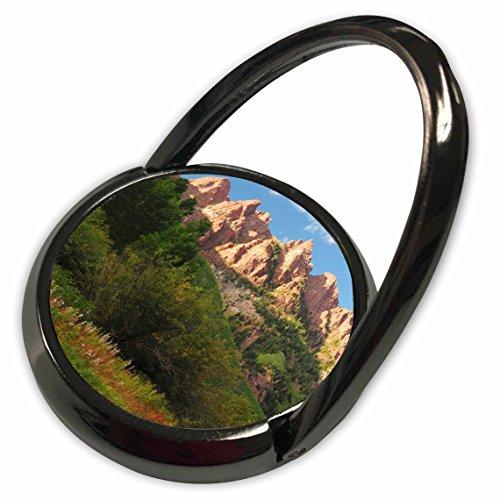 3dRose Danita Delimont - Colorado - Maroon Bells Wilderness, Aspen, Colorado, USA - US06 MHE0007 - Michel Hersen - Phone Ring (phr_143150_1) (Bell Wilderness)