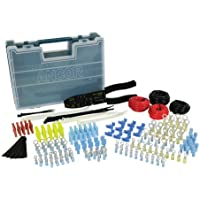 ANCOR 220020 / Ancor 225 Piece Electrical Repair Kit w/Strip & Crimp Tool