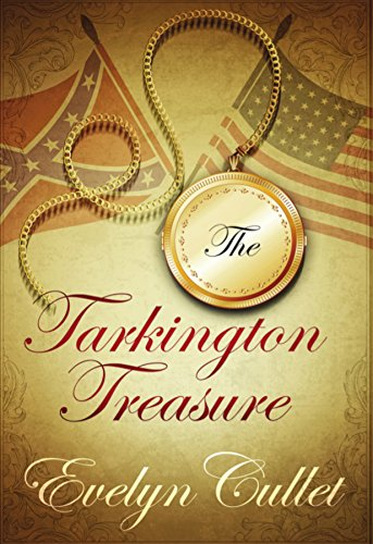 Cozy mystery alert: Evelyn Cullet's fourth installment in The Charlotte Ross Mysteries series: The Tarkington Treasure