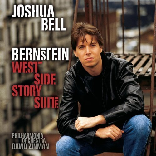 Joshua Bell ~ Bernstein - West Side Story Suite by Joshua Bell (2001) Audio CD
