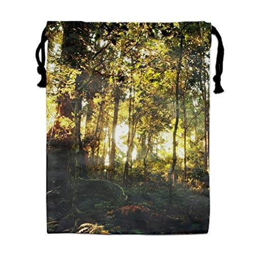 Lamington National Park Drawstring Pouches Candy Jewelry Party Wedding Favor Present Bags 11.8 x 15.75 Inch - Lamington National Park