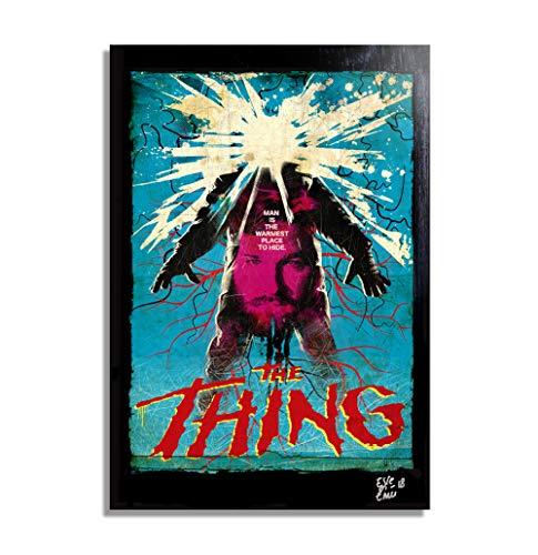 John Carpenter's The Thing Movie with Kurt Russell