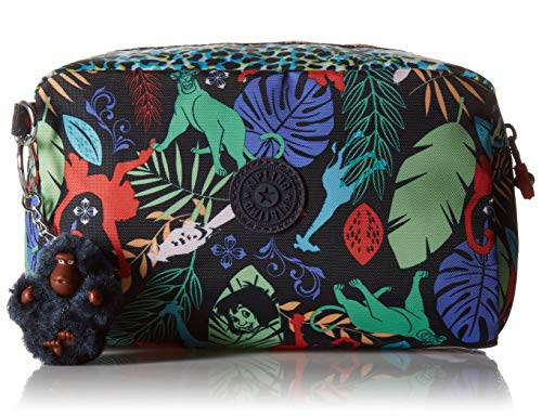 Kipling Disney's Jungle Book Gleam Printed Pouch One Size Bare Necessities Combo ()