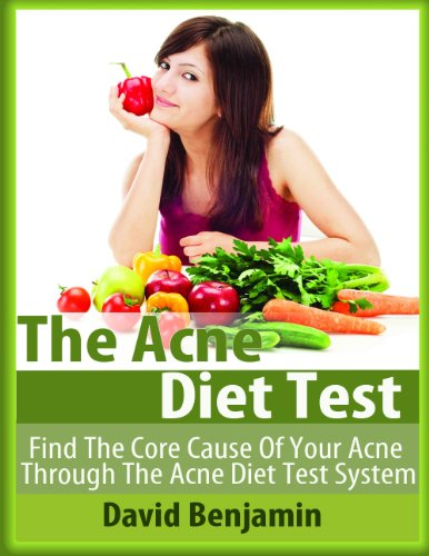 Acne Diet Test David Benjamin ebook