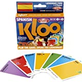 KLOO's Learn to Speak Spanish Language Card Games Pack 2 (Decks 3 & 4)