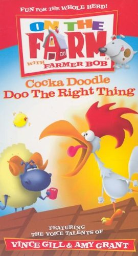 On the Farm Cocka Doodle Doo Do the Right Thing Fun Pack (On the Farm with Farmer Bob)