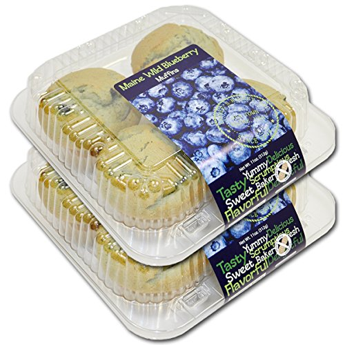 (Regular Muffins - 2 Packages (Maine Wild Blueberry))
