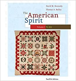 Book The American Spirit: v. 1: United States History as Seen by Contemporaries- Common