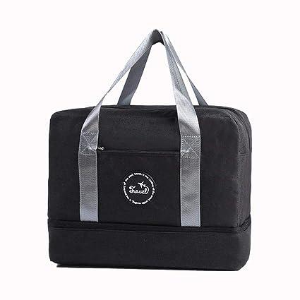 Amazon com: Hamkaw Waterproof Gym Bag, Duffel Waterproof