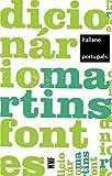 capa de Dicionário Martins Fontes Italiano-Português
