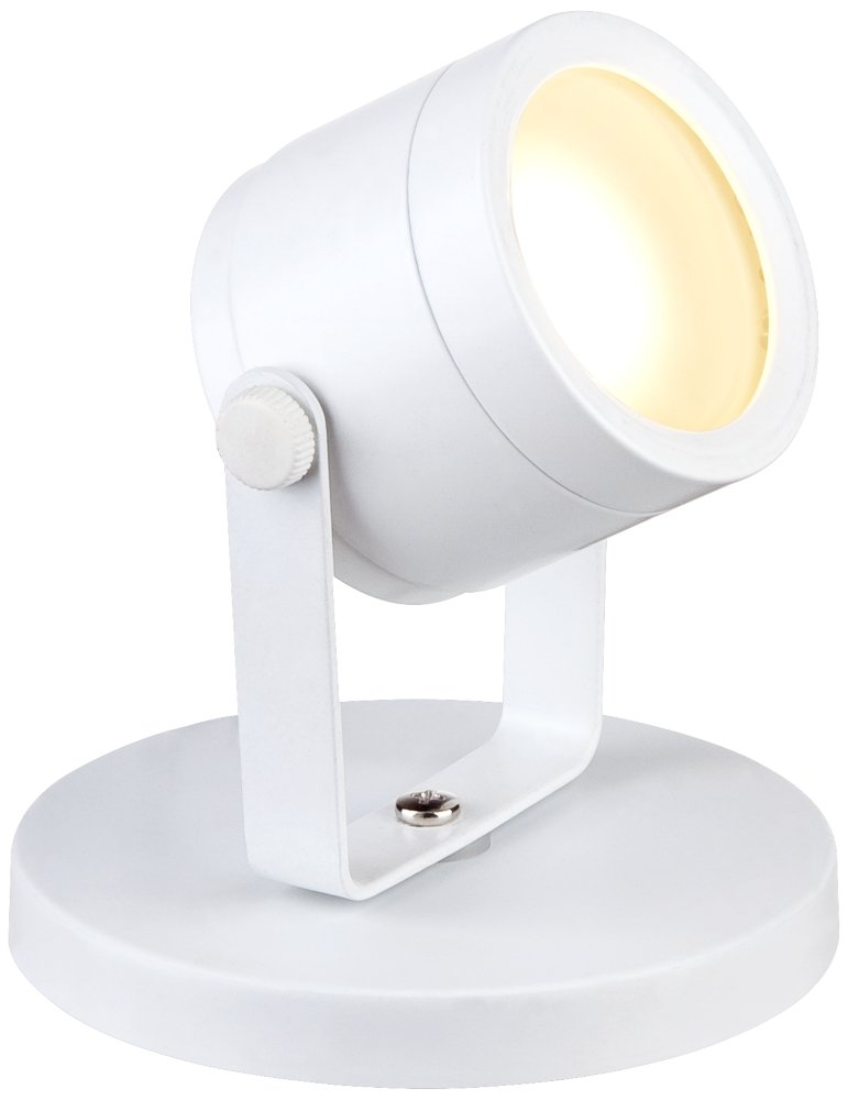 Ladera 5'' High LED Accent-Uplight in White