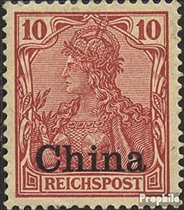 Prophila Sellos para coleccionistas: alemán. Correos China