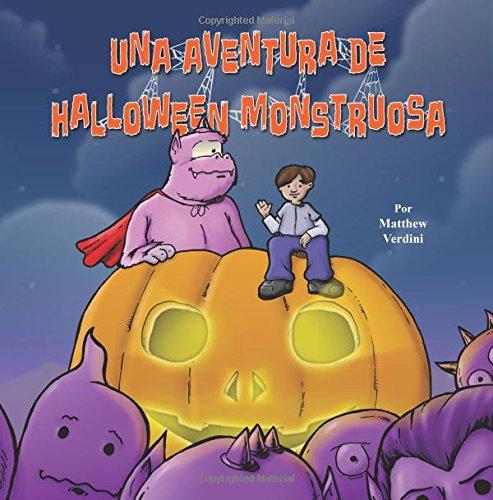 Una Aventura de Halloween Monstruosa (Spanish