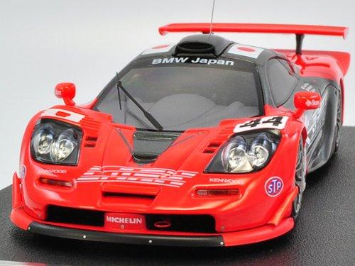 1/43 McLAREN F1 GTR 1997 LeMans 中谷明彦/G.アイルス/土屋圭市 8196