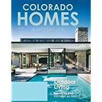 1-Year (8 Issues) of Colorado Homes & Lifestyles Magazine Subscription