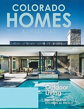 1-Year Colorado Homes & Lifestyles Magazine Subscription