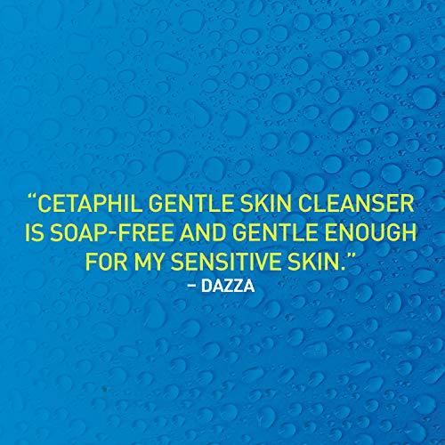 Cetaphil Gentle Skin Cleanser for All Skin Types, Face Wash for Sensitive Skin, 2-oz. Bottles (Pack of 12) by Cetaphil (Image #7)