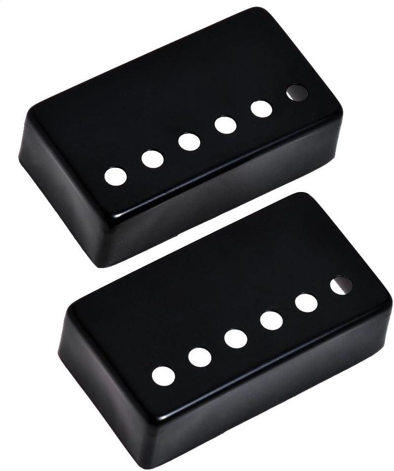 1set Black Humbucker Neck /& Bridge Guitar Pickup Covers for Gibson Electric Guitar