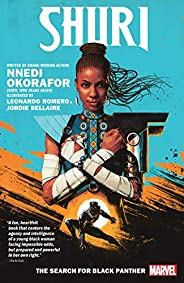 Shuri Vol. 1: The Search For Black Panther (Shuri (2018-2019)) (English Edition)