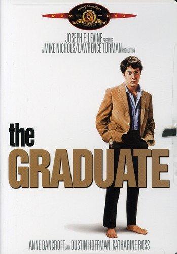 The Graduate (Bilingual) Anne Bancroft Dustin Hoffman Katharine Ross Buck Henry