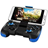 BEBONCOOL Wireless Bluetooth Game Controller with Clip for Android Phone / Tablet / Samsung ...