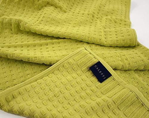 tavoletta Profumo Biancheria per armadi by biancocasa Beige e Blu CALEFFl Set Asciugamano 8 Pezzi Caleffi Articolo Dream VAR