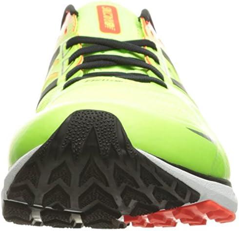 New Balance Men's M1500V3 Running Shoe, Lime Glow/Alpha Orange, 7 ...