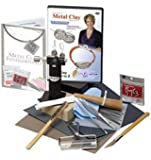PMC3TM Precious Metal Clay Starter Kit - Includes Micro-Torch by FMG