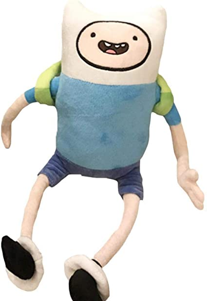 "6/"" 15cm CN Adventure Time Jake /& Finn Plush Soft Toy Doll"